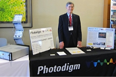 Photodigm DBR lasers at DAMOP 2012