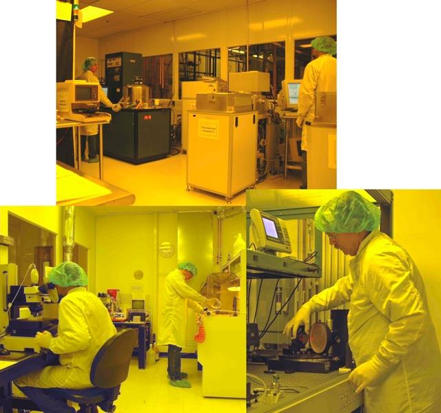 Photodigm laser wafer fab