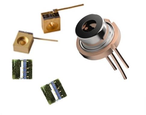Photodigm SOA Gain Chip