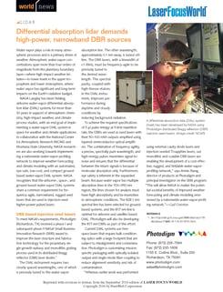 Photodigm Water Vapor DIAL - Laser Focus World.jpg